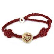 ginglese valentine bracelet t