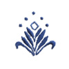 Blue Maiolica 1