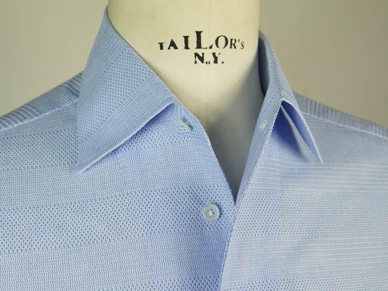 quality design fffbc 89276 Camicia in giro inglese – Celeste Collo Capri