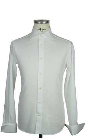 free shipping ed818 c200c Camicia in Royal Oxford – Doppio Polso